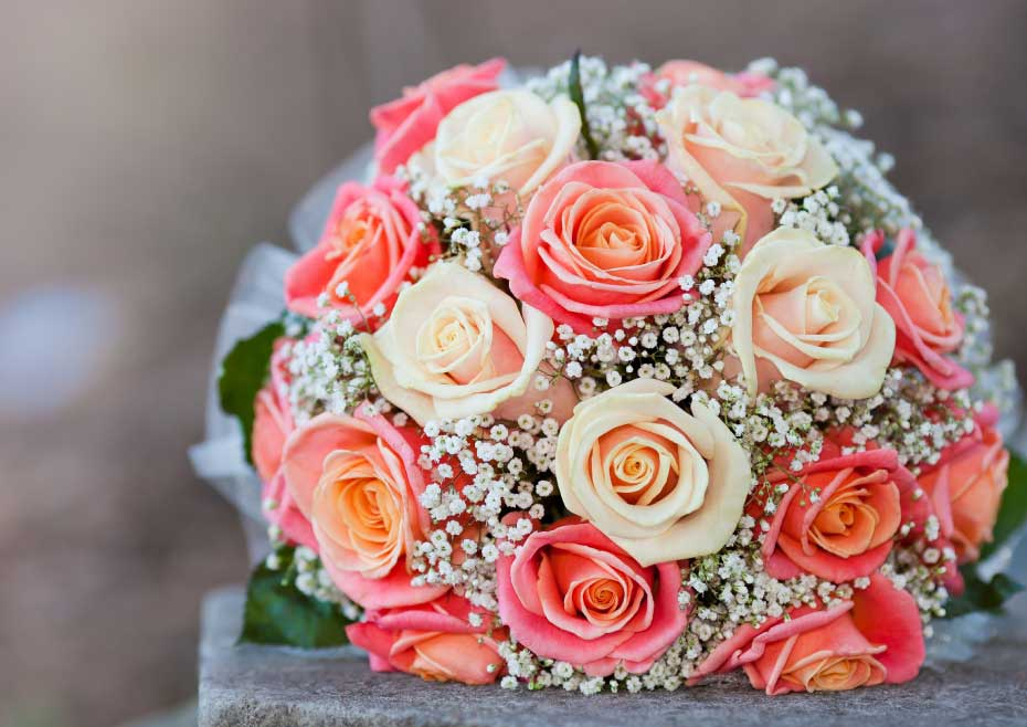 Beautiful Centrepiece Ideas With Roses