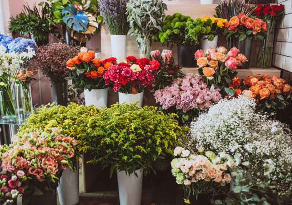 International Florist delivery to 184 countries   Delivery