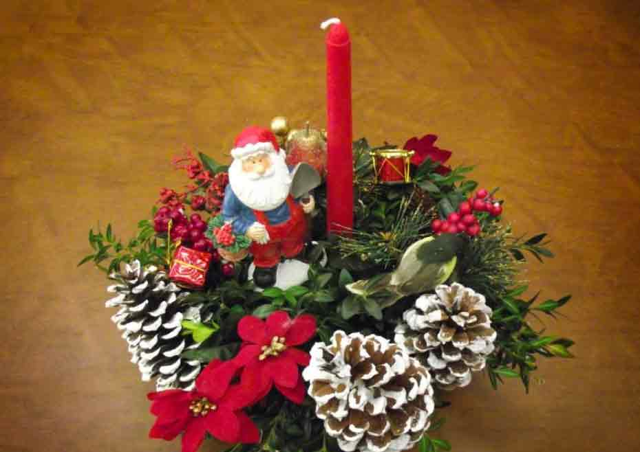 Tips To Make Beautiful Christmas Centrepieces